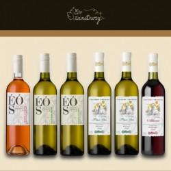 Degustačná sada vín VVD Dvory nad Žitavou