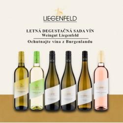 Degustačný set Weingut Liegenfeld