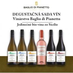 Degustačná sada vín č.1 - Baglio di Pianetto