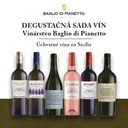 Degustačná sada vín č.2 - Baglio di Pianetto