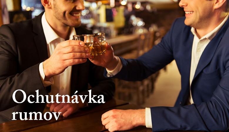 Degustácia Rum
